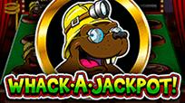 Игровые автоматы Игровой аппарат Whack a Jackpot без регистрации