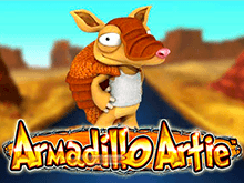 Игровые автоматы Игровой слот Armadillo Artie играть с регистрацией на сайте