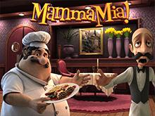 Игровые автоматы Игровой автомат Mamma Mia на официальном портале