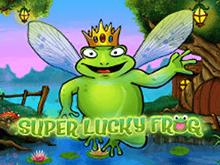 Игровые автоматы Super Lucky Frog игровой автомат с тройным джек-потом в казино
