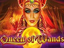 Игровые автоматы Королева Жезлов от Плэйтек – популярная игра на деньги